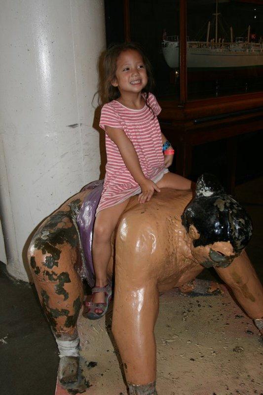 Sumo Riding