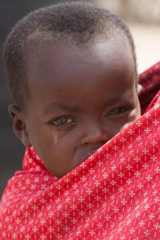 2013-03-17 - Tanzania - 2 - Ngorongoro Park - (104) - Maasai Village