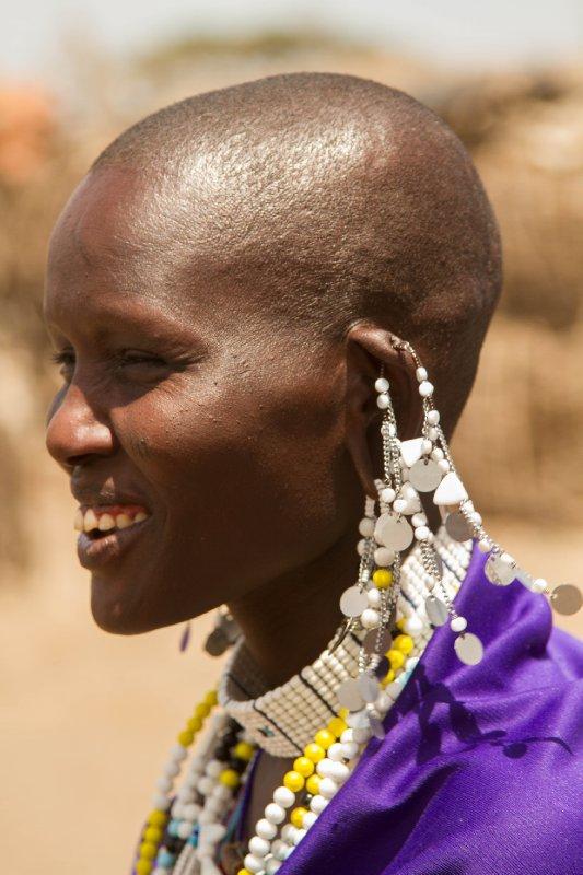 2013-03-17 - Tanzania - 2 - Ngorongoro Park - (180) - Maasai Village