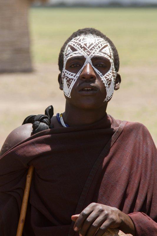 2013-03-17 - Tanzania - 2 - Ngorongoro Park - (197) - Maasai Village