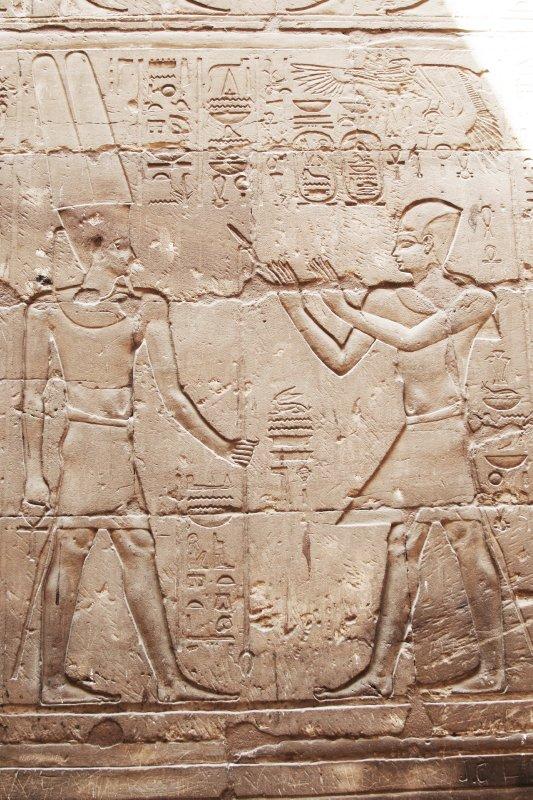 Luxor Temple 16
