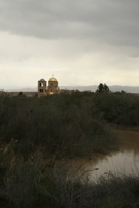 Church at Jordan River