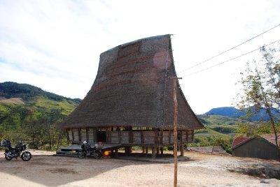 Bunong Village house