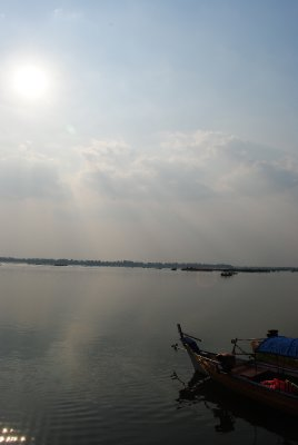 On the river at Kratie