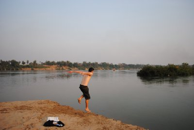In the Mekong