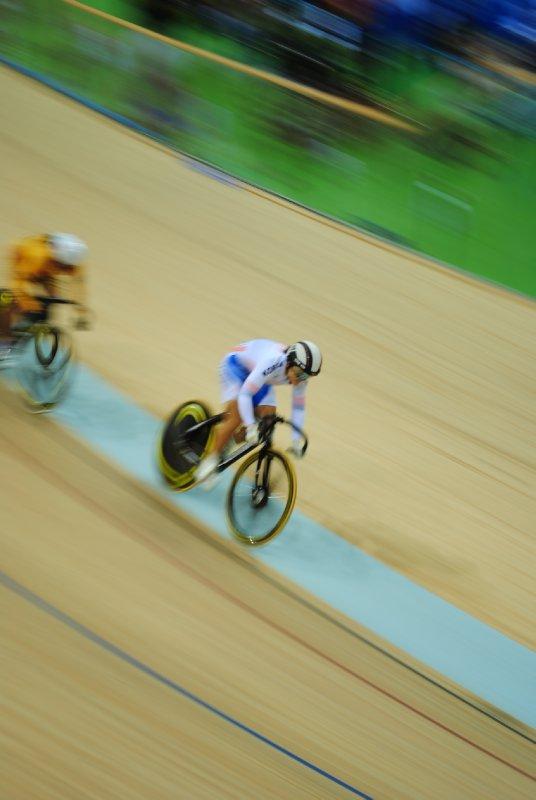 Korea vs Malaysia Womens Sprint