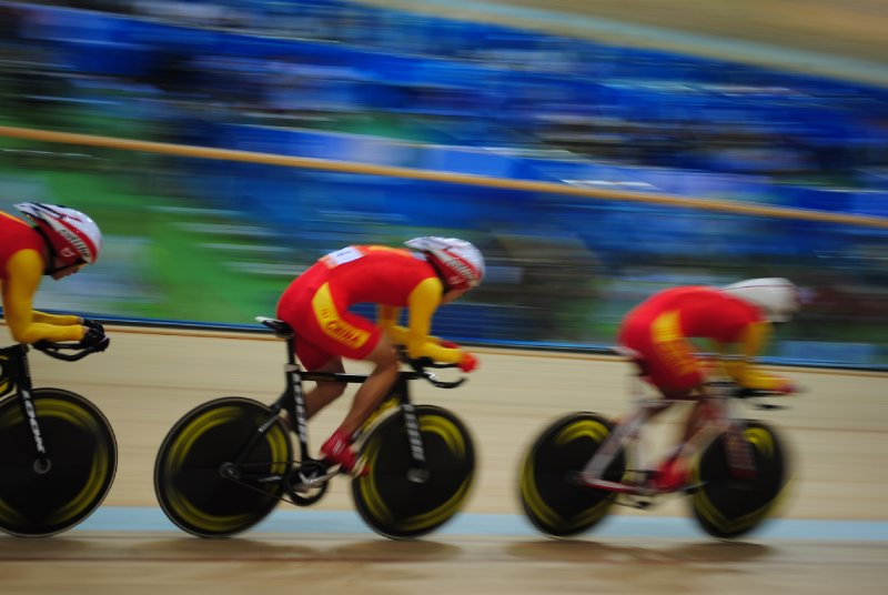 Track Cycling - Asian Games