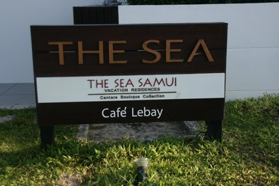 The Sea Samui