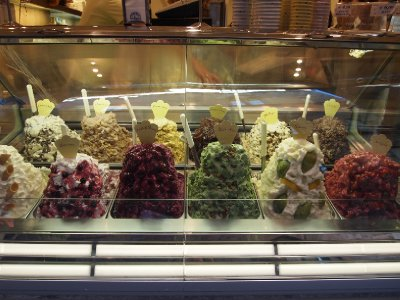 No-one makes Gelati like the Italians!
