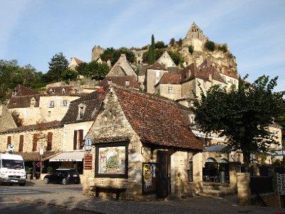 Beynac - Southern France.