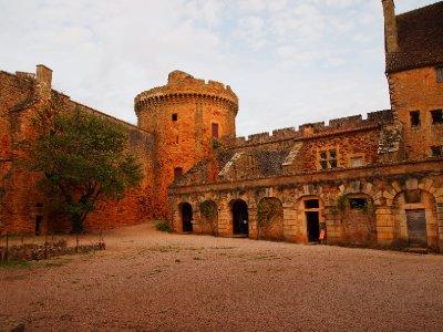 Le Chateau De Castelnau in Bretonoux.