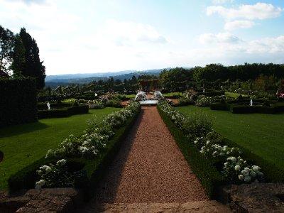 The White Garden.
