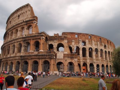 The Colosseum - Rome.