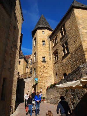 Sarlat - Southern France.