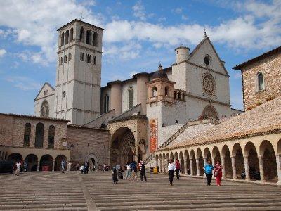 Basilica di San Francesco - Assisi.