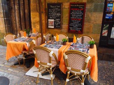 Sarlat Restaurant.