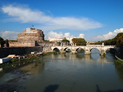 Castello St. Angelo - Rome.