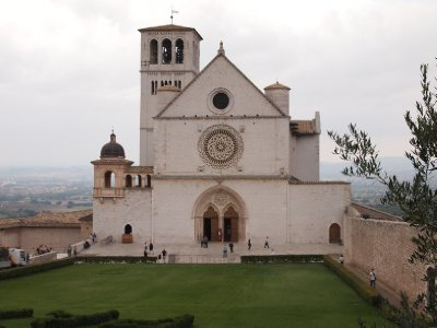 Basilica di San Francesco - Assisi.