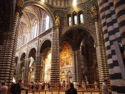 Siena's Duomo.