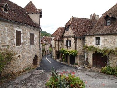 Carennac - Southern France.