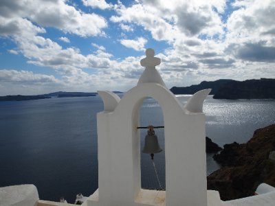 Oia - Santorini.