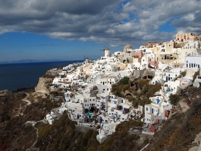 This is Oia!