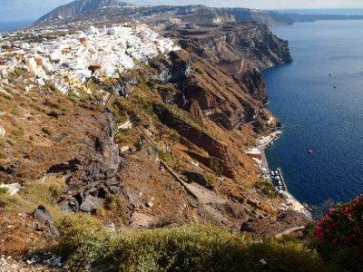 Fira - Santorini.