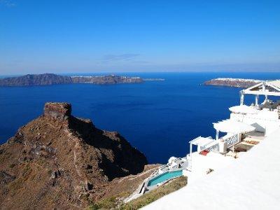 Imerovigli - Santorini.