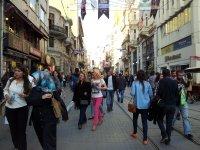 Beyoglu - Istiklal Caddesi - Istanbul's Mall.