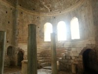 The alter of the Church of St. Nicholas - Demre.