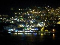 the lights of seaside town - Kalkan.