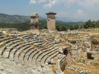World Heritage Site - Xanthos.