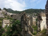 Karymlassos - once a thriving Greek town.