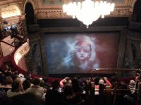 Les Miserables - Queen's Theatre, West End, London.