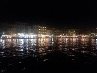 An evening view of Chania.