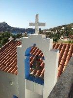 Small and charming church - Lygaria Bay.