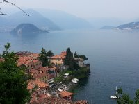 Looking to the left - this is Varenna.