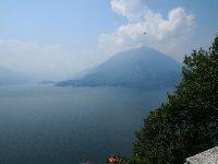 Shades of blue - Lake Como.
