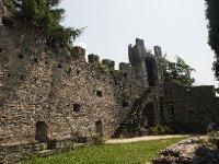 Castle Vezio - Lake Como.