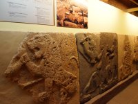 Hittite sculptures - dating back to 2000BC