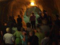 The underground city at Derinkuyu.