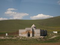 A Caravanserai on the Silk Road.