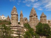Fairy Chimneys of Cappadocia.