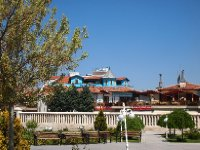 Konya - the home of Mevlana's Whirling Dervishes.