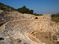 Yet another Amphitheatre - this time at Patara.