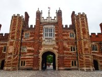 Hampton Court Palace.