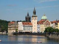 Picturesque Prague.