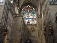 Beautiful St. Vitus Cathedral - Prague.