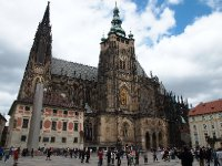 St. Vitus Cathedral - Prague Castle.