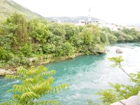 Mineral filled water at Mostar - Bosnia.